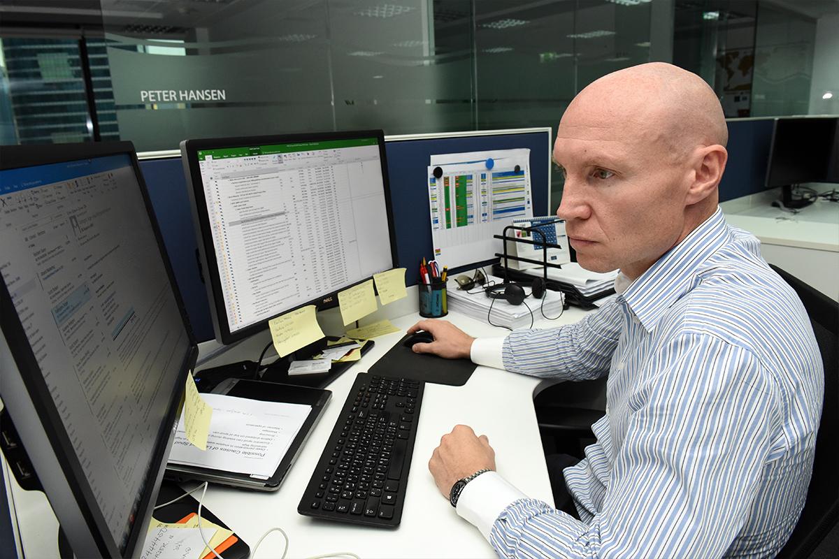 Ulrik Nyholm Friis - Seadrill