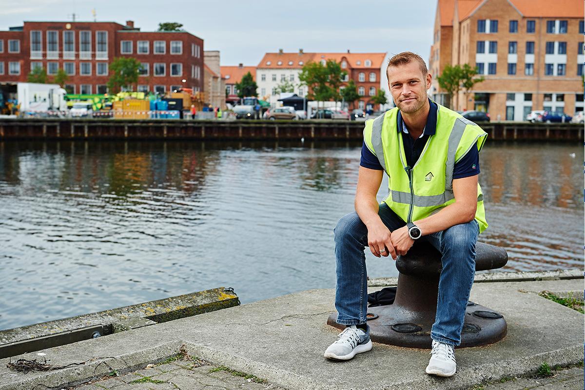 Martin Overbjerg - Blivmaskinmesternu