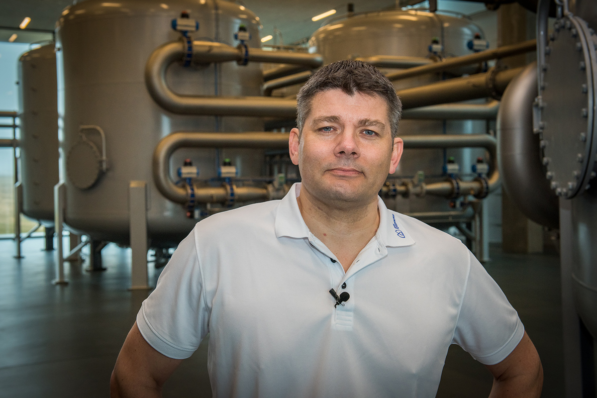 Jørgen Stuber - DIN Forsyning BlivMaskinmesterNu