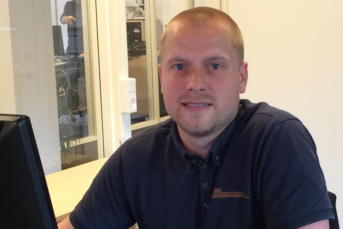 Rasmus Bjerge - Blivmaskinmesternu